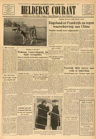 Heldersche Courant 1954-04-10