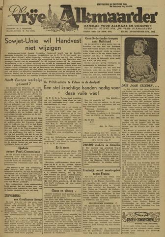 De Vrije Alkmaarder 1946-01-19