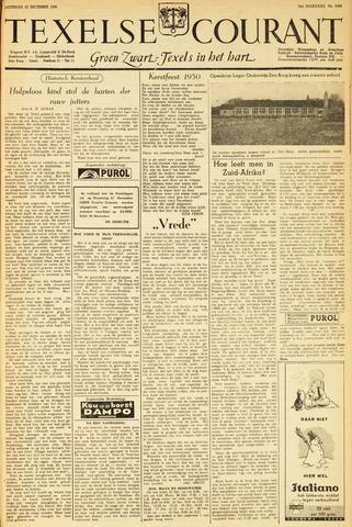 Texelsche Courant 1950-12-23