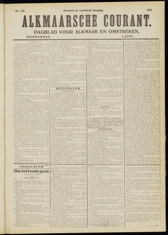 Alkmaarsche Courant 1912-06-06