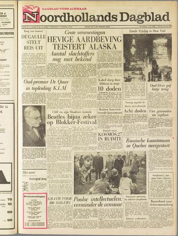 Noordhollands Dagblad : dagblad voor Alkmaar en omgeving 1964-03-28