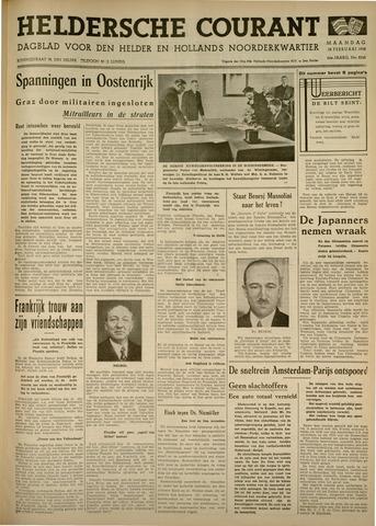 Heldersche Courant 1938-02-28
