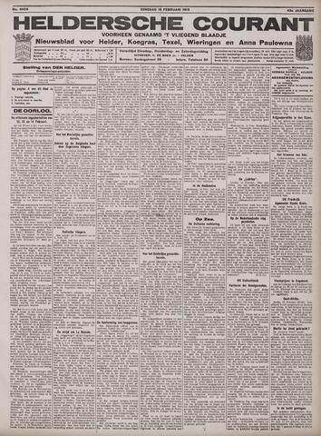 Heldersche Courant 1915-02-16