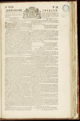 Alkmaarsche Courant 1848-05-22