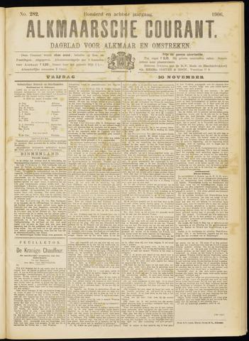 Alkmaarsche Courant 1906-11-30