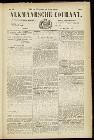 Alkmaarsche Courant 1893-02-12