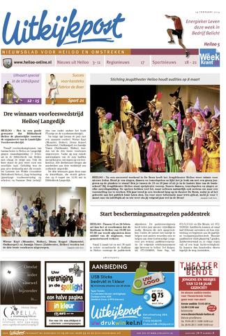 Uitkijkpost : nieuwsblad voor Heiloo e.o. 2014-02-19