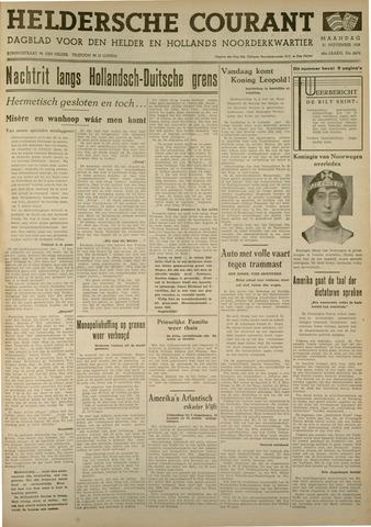 Heldersche Courant 1938-11-21