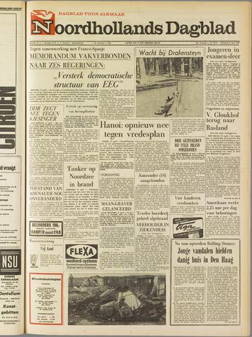 Noordhollands Dagblad : dagblad voor Alkmaar en omgeving 1967-04-17