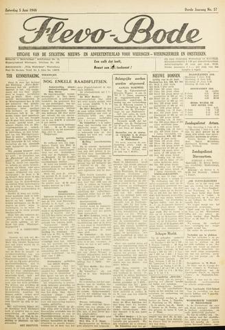 Flevo-bode: nieuwsblad voor Wieringen-Wieringermeer 1948-06-05
