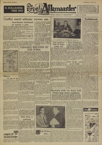 De Vrije Alkmaarder 1950-06-29