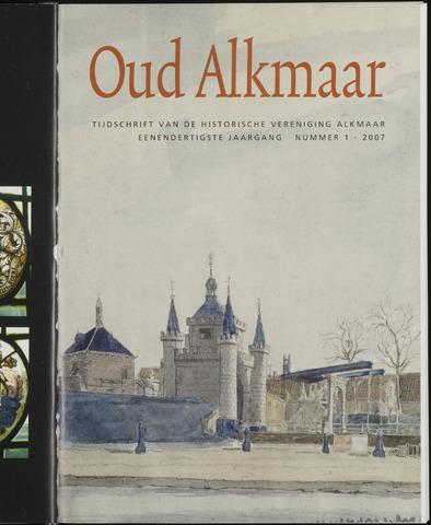 Oud Alkmaar 2007-04-01