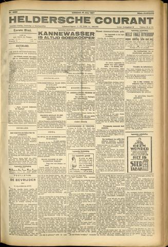 Heldersche Courant 1927-07-19