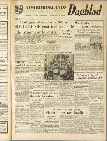 Noordhollands Dagblad : dagblad voor Alkmaar en omgeving 1958-06-30