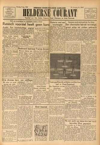 Heldersche Courant 1950-08-05