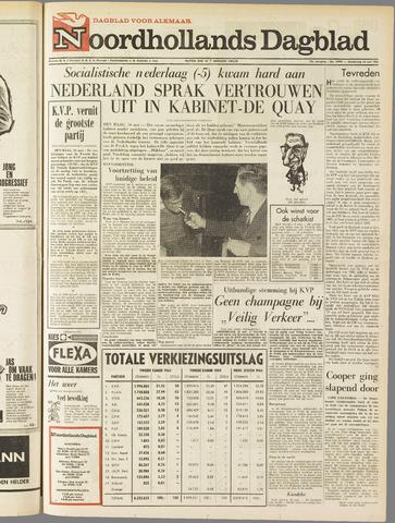Noordhollands Dagblad : dagblad voor Alkmaar en omgeving 1963-05-16