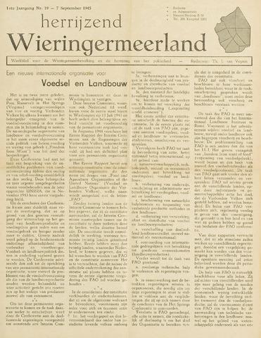 Herrijzend Wieringermeerland 1945-09-07