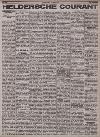Heldersche Courant 1917-10-11