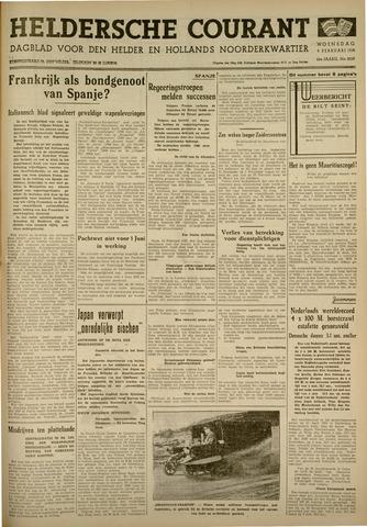 Heldersche Courant 1938-02-09