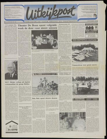 Uitkijkpost : nieuwsblad voor Heiloo e.o. 1993-09-08