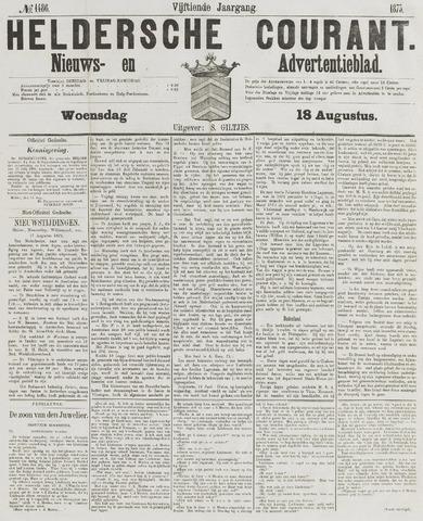 Heldersche Courant 1875-08-18