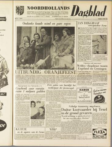 Noordhollands Dagblad : dagblad voor Alkmaar en omgeving 1959-05-01
