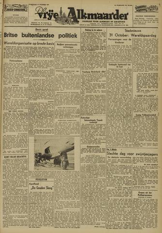 De Vrije Alkmaarder 1946-10-23