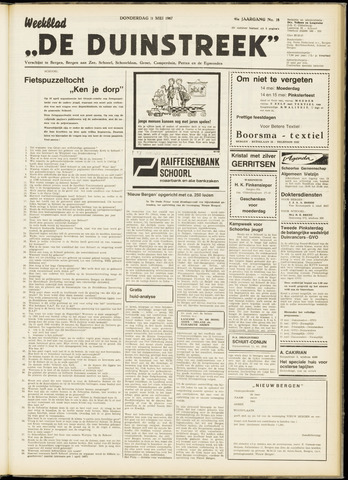 De Duinstreek 1967-05-11