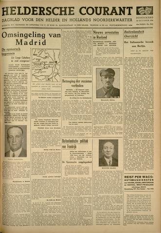 Heldersche Courant 1936-10-22
