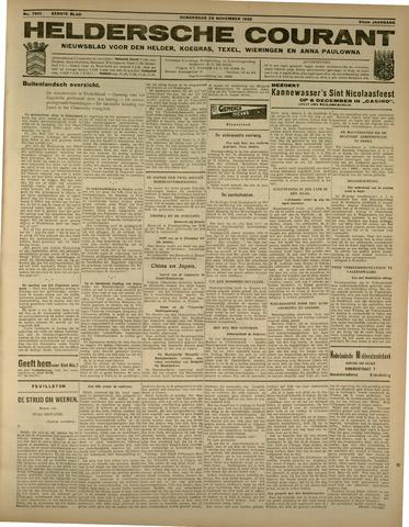 Heldersche Courant 1932-11-24