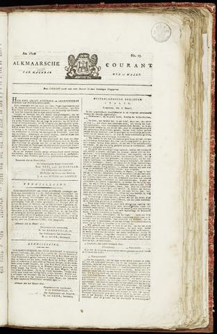 Alkmaarsche Courant 1821-03-27