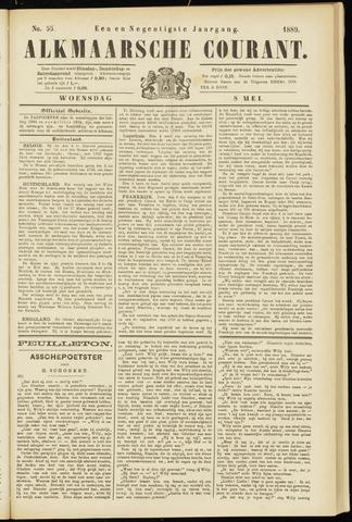 Alkmaarsche Courant 1889-05-08