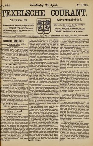 Texelsche Courant 1894-04-26