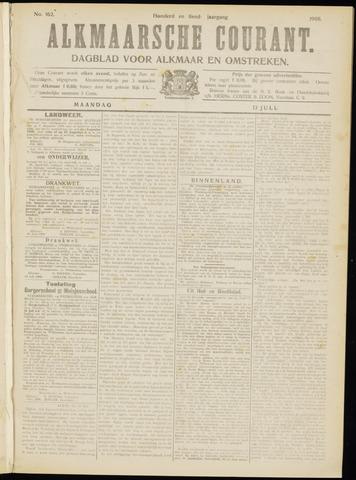 Alkmaarsche Courant 1908-07-13