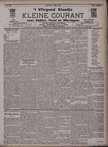 Vliegend blaadje : nieuws- en advertentiebode voor Den Helder 1900-05-12