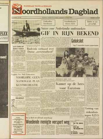 Noordhollands Dagblad : dagblad voor Alkmaar en omgeving 1969-06-25