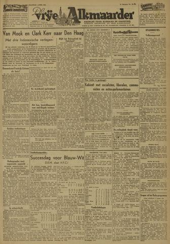 De Vrije Alkmaarder 1946-04-01