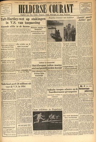 Heldersche Courant 1953-10-02
