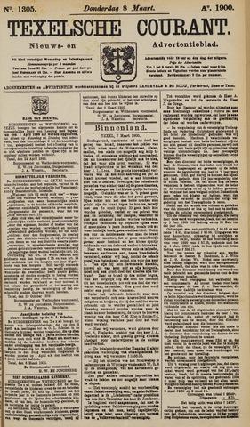Texelsche Courant 1900-03-08