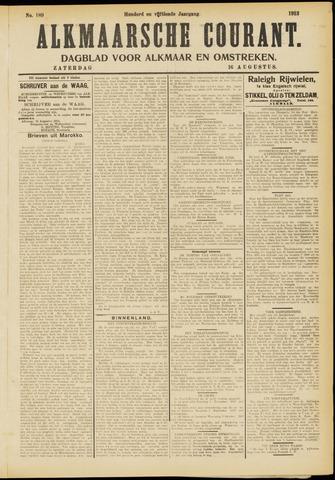 Alkmaarsche Courant 1913-08-16