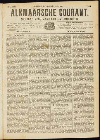 Alkmaarsche Courant 1905-11-06