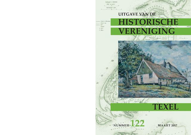 Uitgave Historische Vereniging Texel 2017-03-01