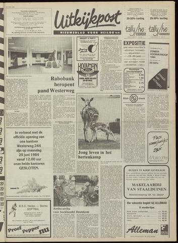 Uitkijkpost : nieuwsblad voor Heiloo e.o. 1984-06-20