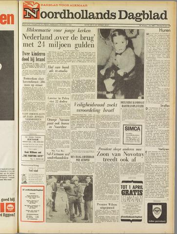 Noordhollands Dagblad : dagblad voor Alkmaar en omgeving 1968-03-23