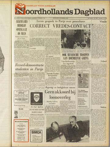 Noordhollands Dagblad : dagblad voor Alkmaar en omgeving 1968-05-11