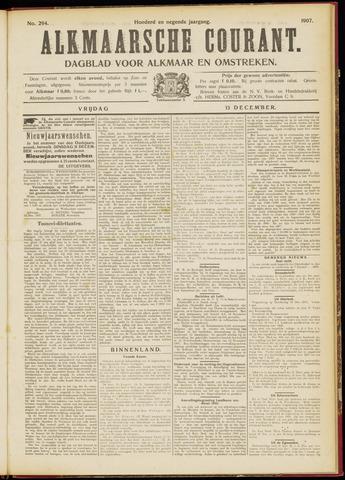 Alkmaarsche Courant 1907-12-13
