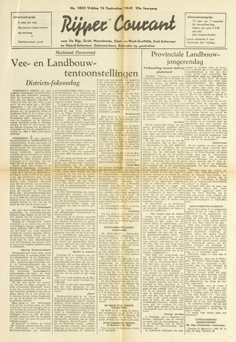 Rijper Courant 1949-09-16