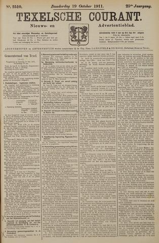 Texelsche Courant 1911-10-19