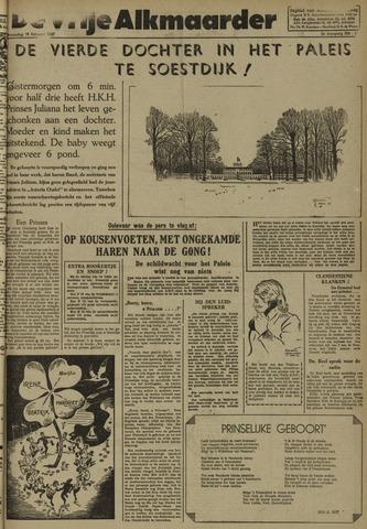De Vrije Alkmaarder 1947-02-19