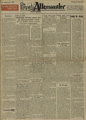 De Vrije Alkmaarder 1948-05-11